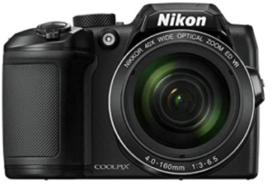 Nikon COOLPIX B500 Digital Camera 300x216 - Best Affordable Camera For Landscape Photography | Product Reviews